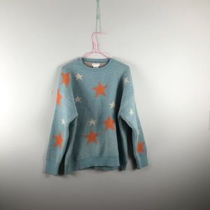 Main Strip | star cozy sweater